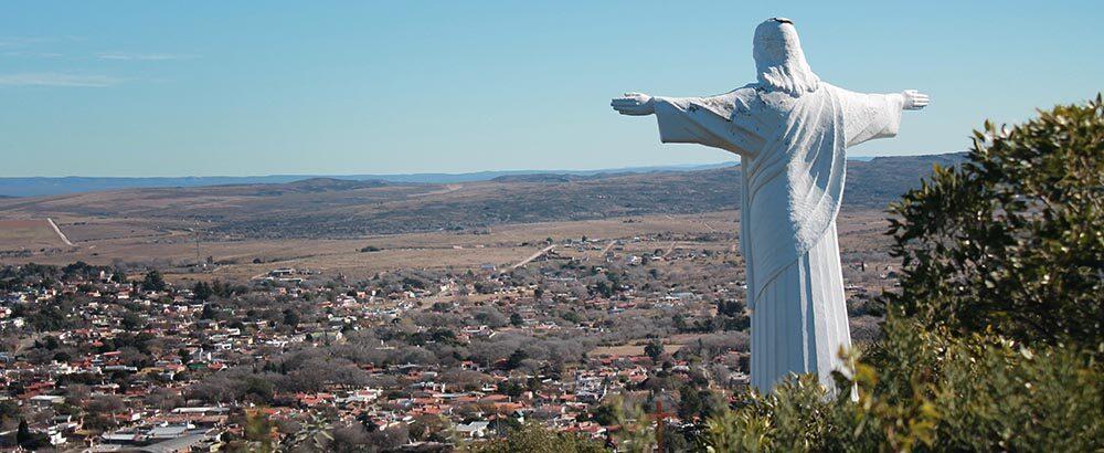Cristo Redentor en La Cumbre, Córdoba, Argentina