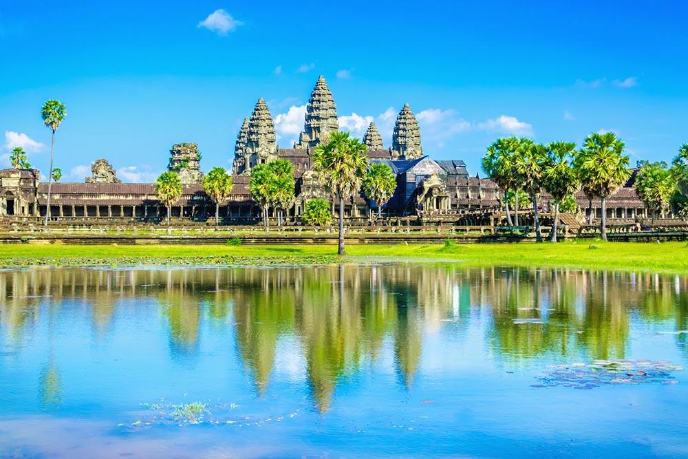 Camboya-Templo-Angkor-Wat
