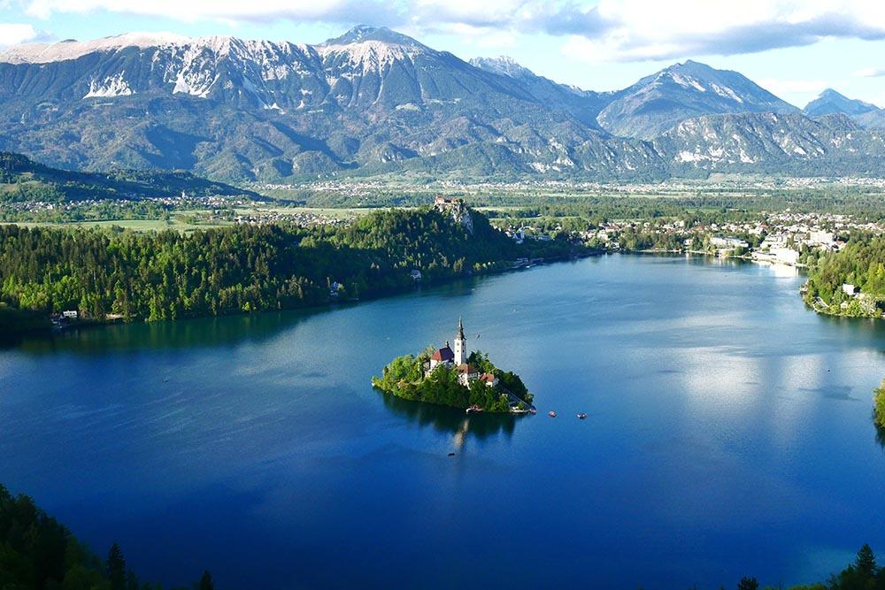 Eslovenia-Lago-Bled