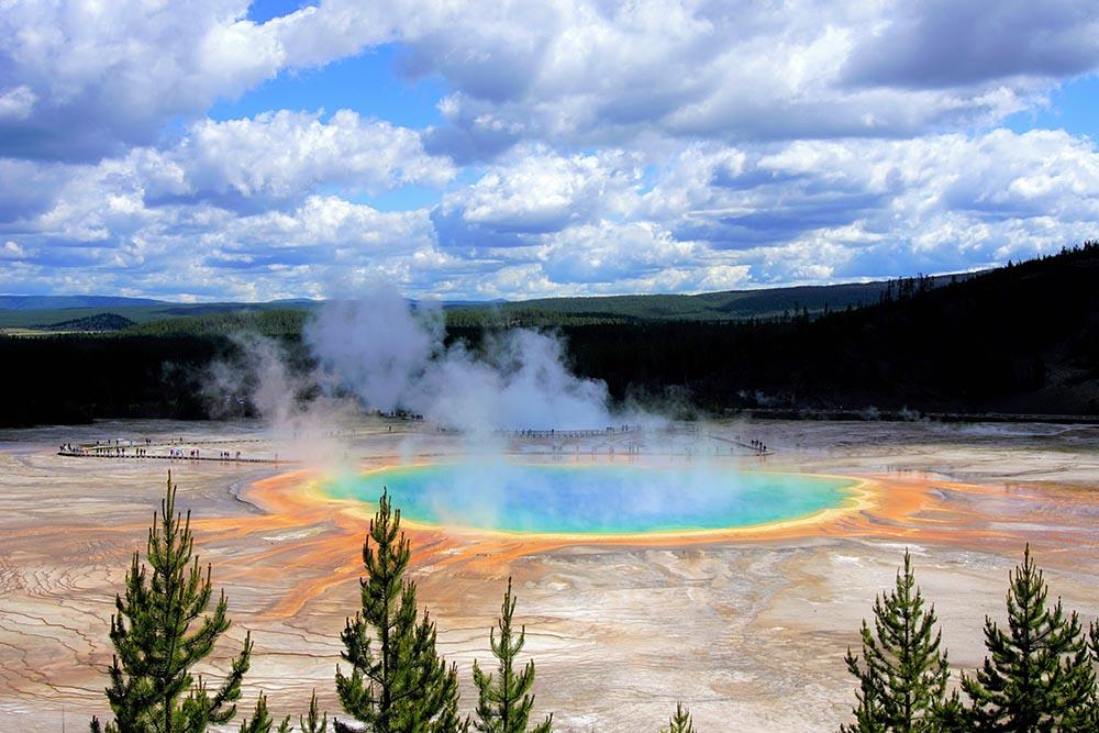 Estados unidos-Parque-Nacional-Yellowstone