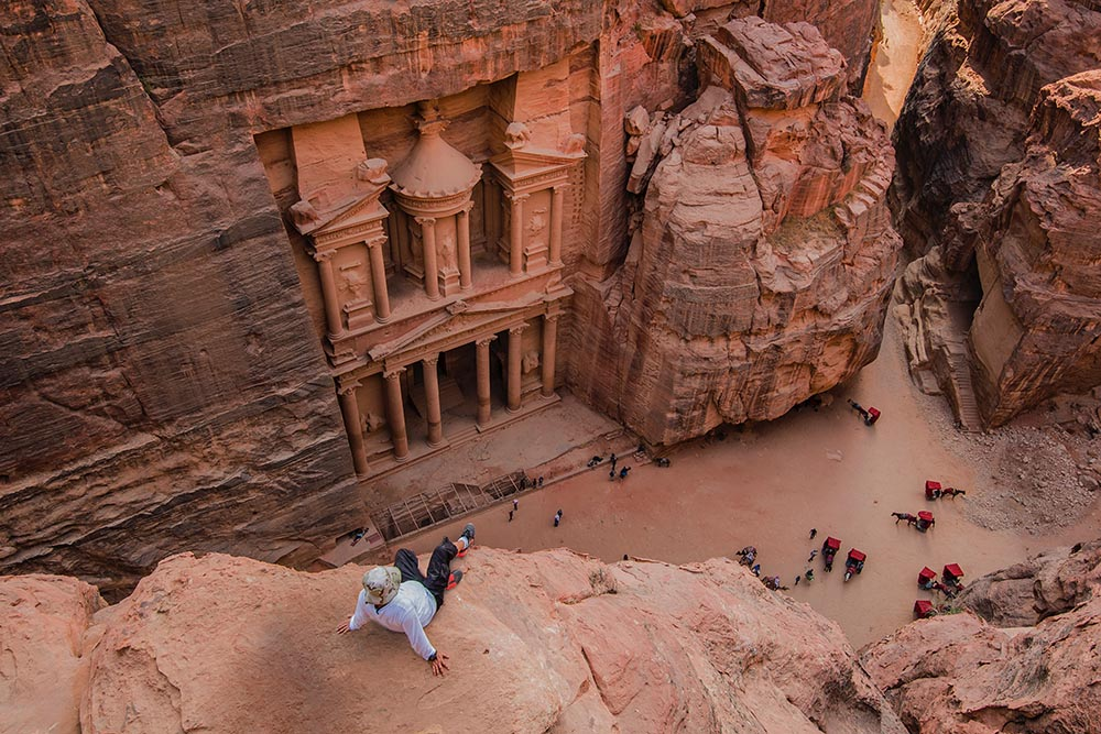 Jordania-Petra