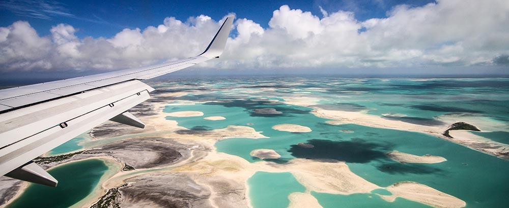 Isla navidad en Kiribati