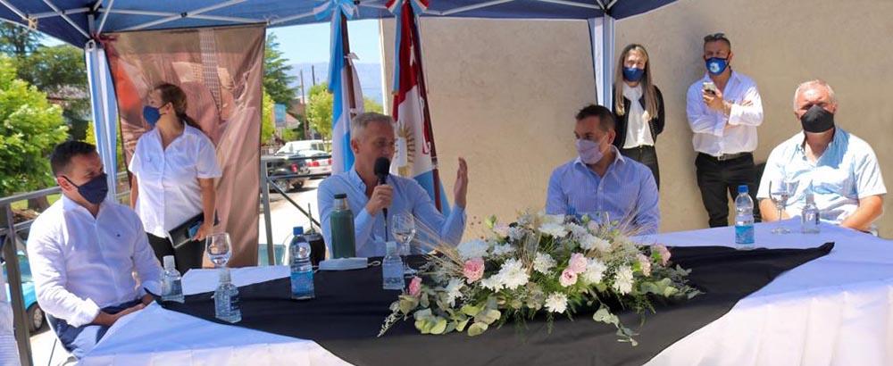 Lanzamiento de la temporada turística de Mina Clavero y Cura Bochero