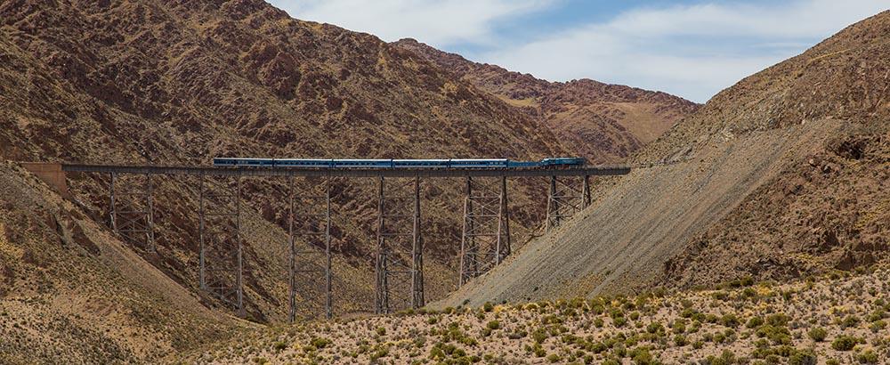 La polvorilla, Tren a las Nubes, Salta, Argentina