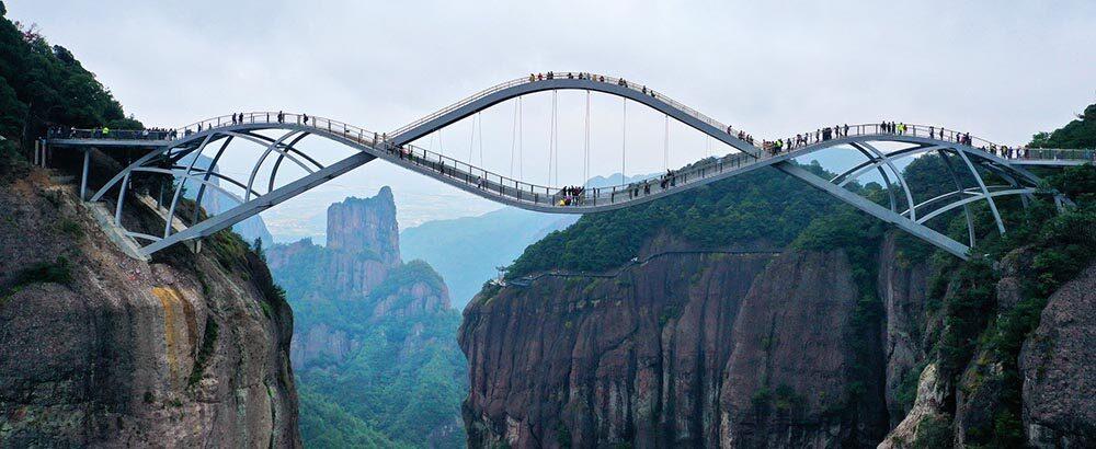 Puente Ruyi en China