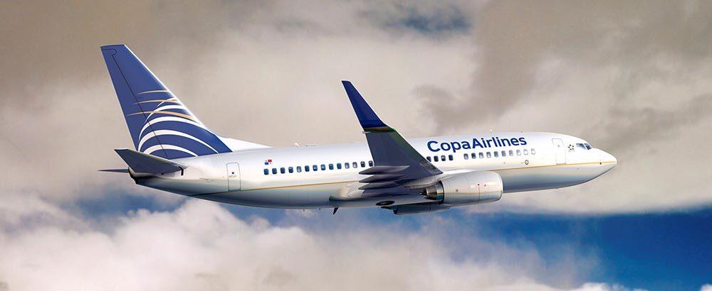Empresa panameña Copa Airlines