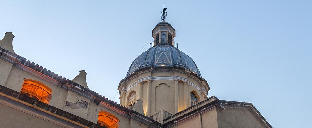 Zona capital Ciudad de Córdoba
