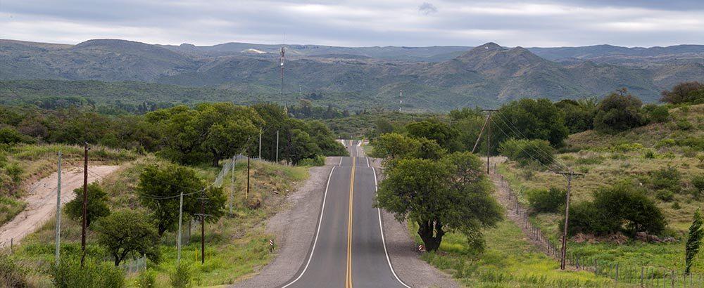 Zona Sierras Chicas