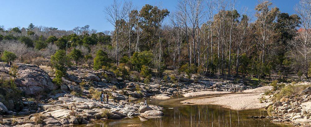 Río Mina Clavero